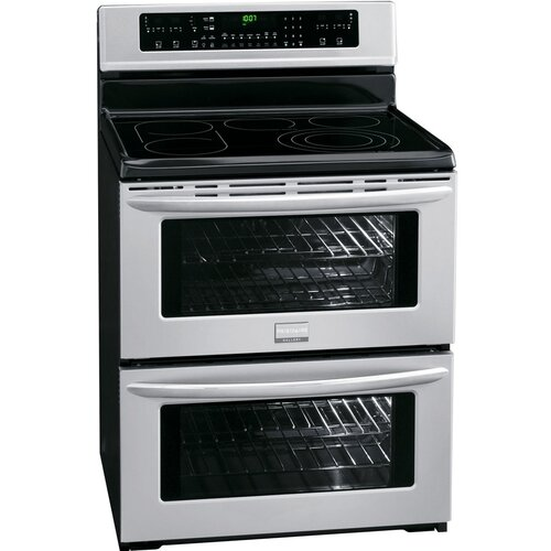 Frigidaire Gallery Series 3.5 cu. Ft. Electric Free-Standing Range