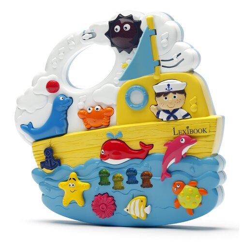 Sea Discovery Educational Toy