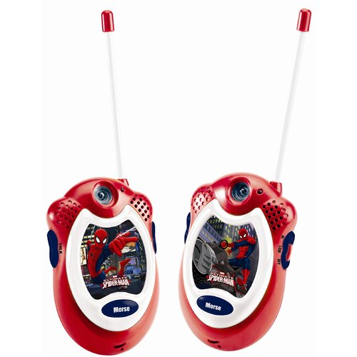Lexibook Spider-Man Walkie Talkies