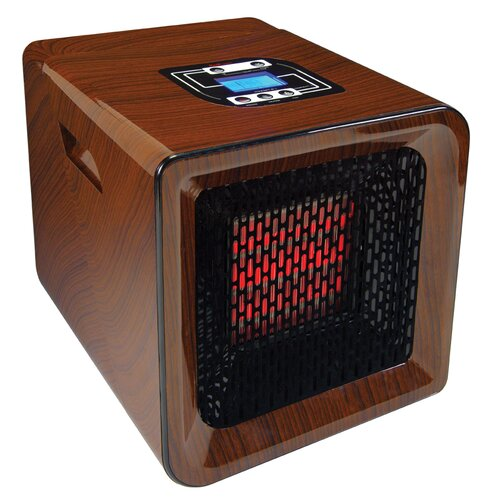 RedCore 1,500 Watt Infrared Cabinet Space Heater