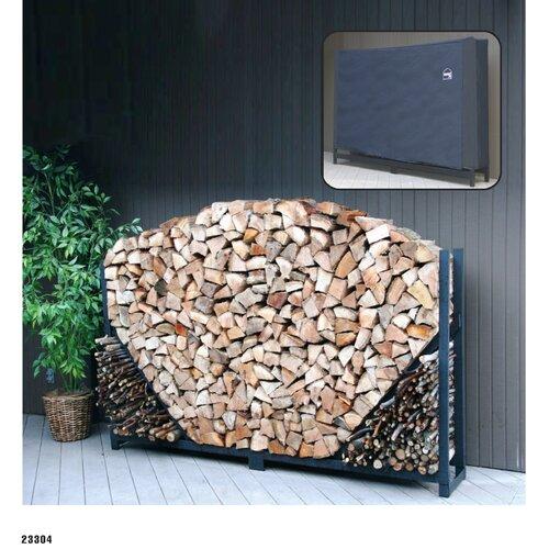 ShelterIt Steel Firewood Rack