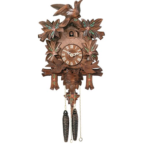 River City Clocks Cuckoo Wall Clock