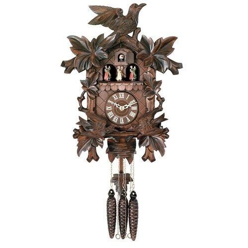 River City Clocks Musical Cuckoo Wall Clock
