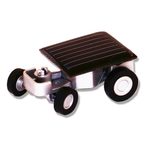 River City Clocks World's Smallest Solar Powered Car Sculpture
