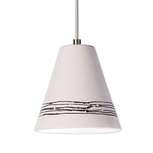 Strands 1 Light Mini Pendant