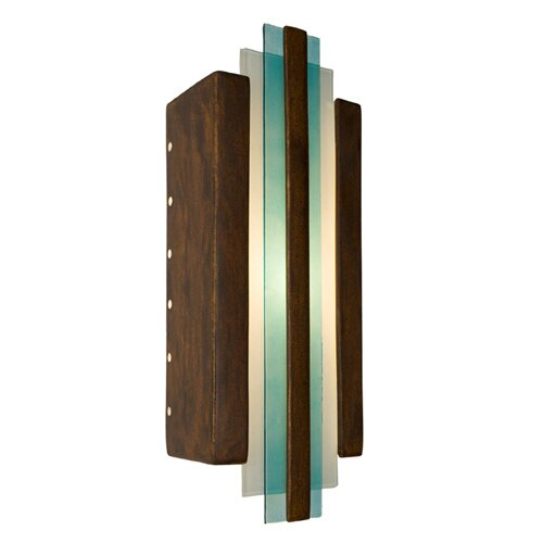 A19 ReFusion Empire 1 Light Wall Sconce