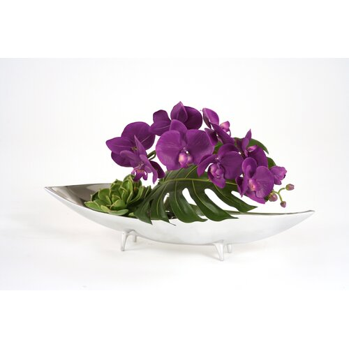 Distinctive Designs Silk Orchid in Tray
