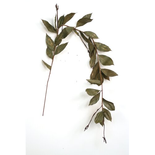 Distinctive Designs Rubber Leaf Garland
