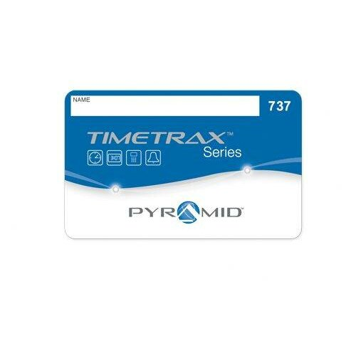 Pyramid Time Trax EZ Swipe Cards #51-100