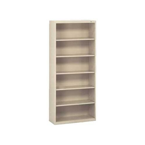 "Tennsco Corp. Welded 78"" Bookcase"