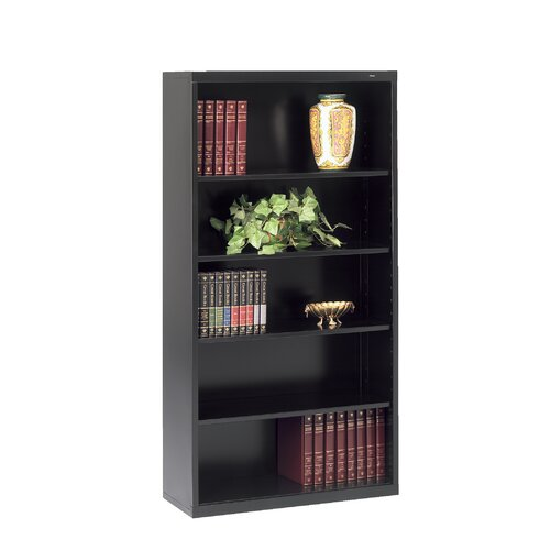 "Tennsco Corp. Welded 66"" Bookcase"