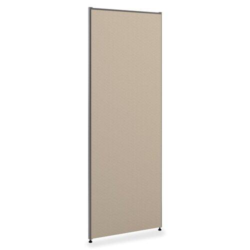 """Tennsco Corp. Z Line Heavy Duty 84"""" H 4 Shelf Shelving Panel"""