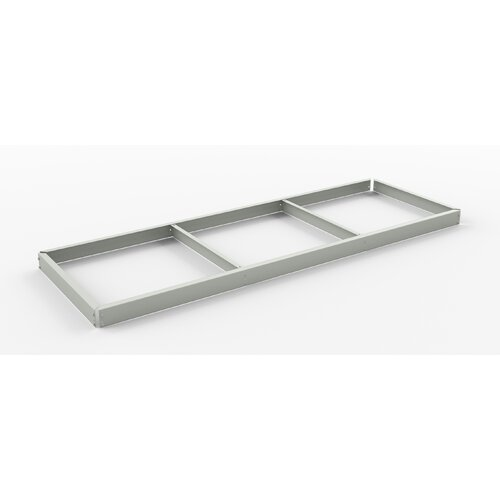 "Tennsco Corp. Z Line Heavy Duty 84"" H 4 Shelf Shelving Panel"