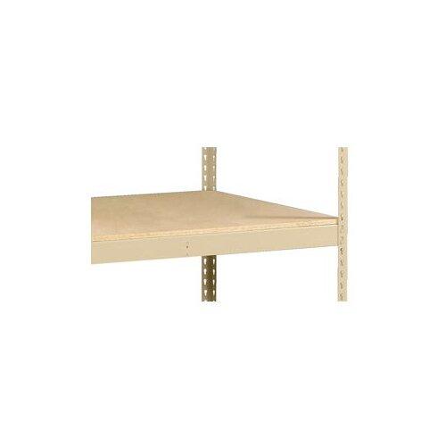 Tennsco Corp. Z-Line Heavy Duty Extra Shelf w/ Decking