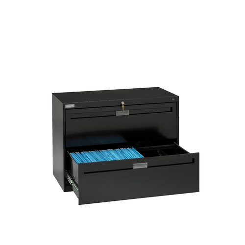 Tennsco Corp. 2-Drawer  File