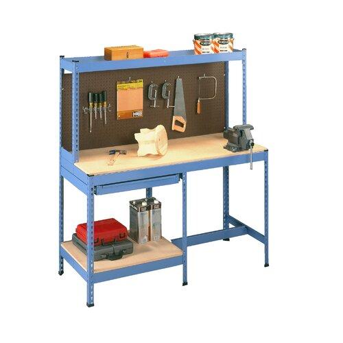 Tennsco Corp. Rivet Style Workbench