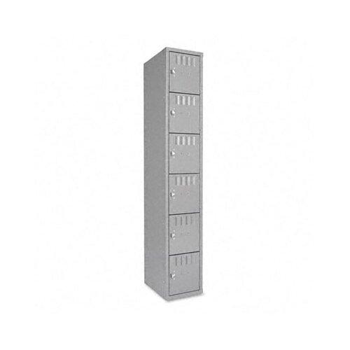 Tennsco Corp. Box Compartments, 12W X 18D X 72H