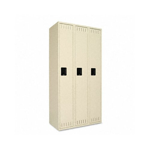 Tennsco Corp. Single Tier Locker, 36W X 18D X 72H
