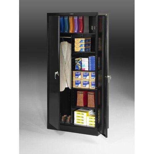 """Tennsco Corp. Deluxe 36"""" Combination Cabinet"""