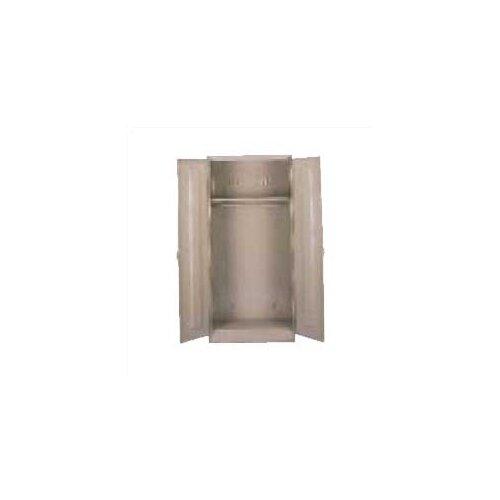 "Tennsco Corp. Deluxe 18"" Deep Wardrobe Cabinet"