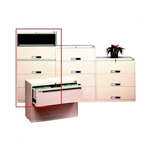 Tennsco Corp. 5-Drawer  File