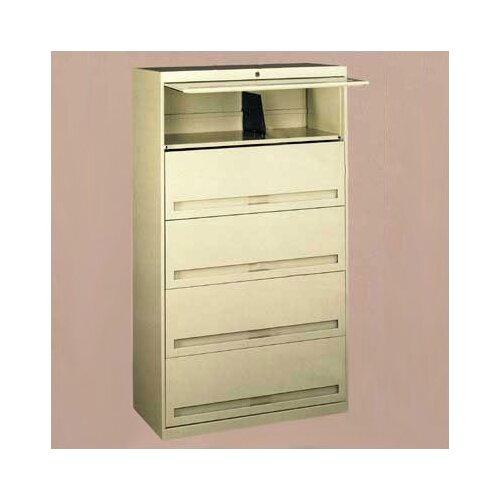 Tennsco Corp. 5-Shelf  File