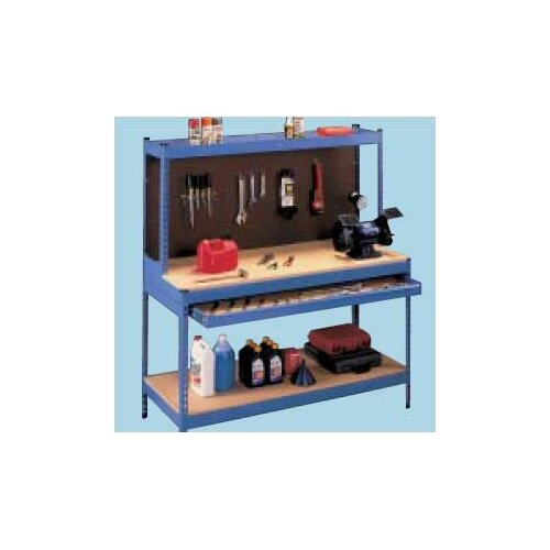 Tennsco Corp. Rivet Style Workbench