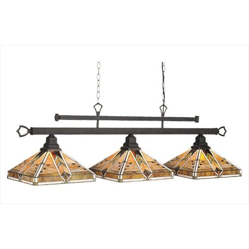Taliesin 3 Light Billiards Light