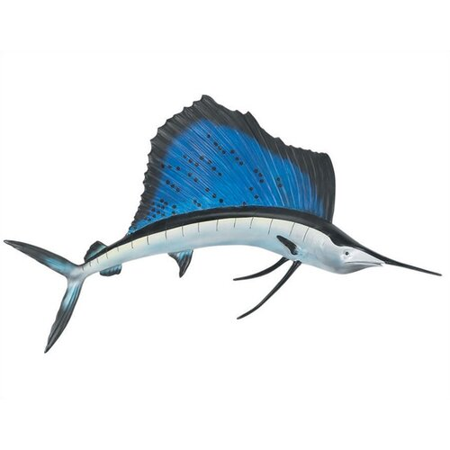 RAM Gameroom Products 3D Outdoor Wall-Mounted Sailfish