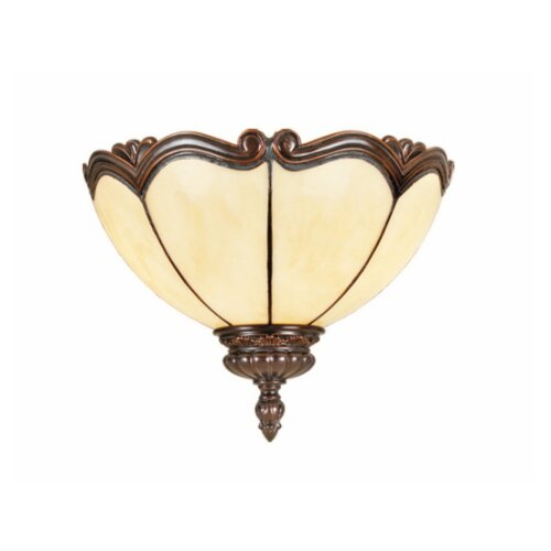 RAM Gameroom Products Seville 2 Light Wall Sconce