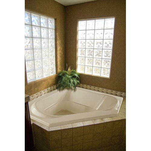 "Hydro Systems Designer Clarissa 55"" x 21"" Air Tub with Thermal System"