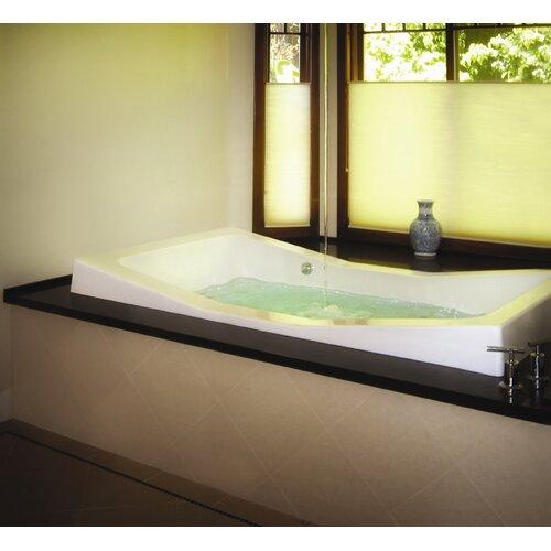 "Hydro Systems Designer Danika 73"" x 41"" Whirlpool Tub"