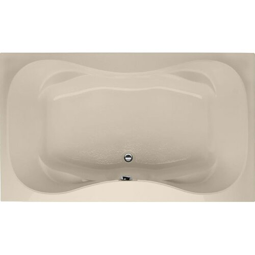 "Hydro Systems Designer Evansport 72"" x 42"" Bathtub"
