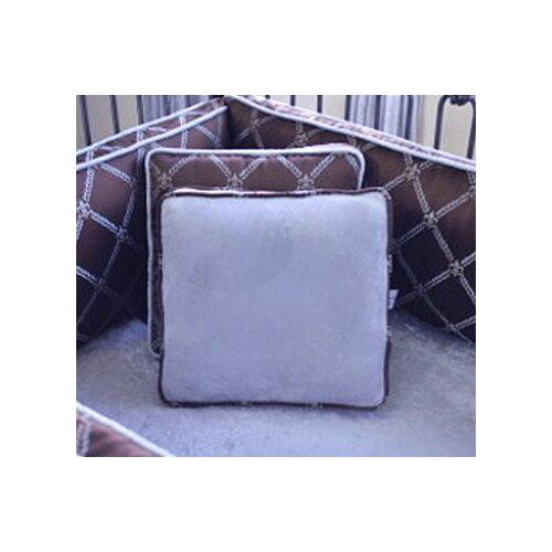 Bordeaux Sterling Pillow