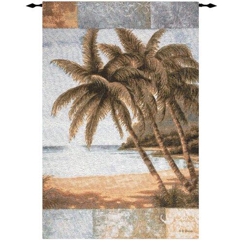 Manual Woodworkers & Weavers Philip Bai Island II Tapestry
