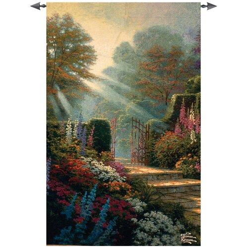 Manual Woodworkers & Weavers Garden of Grace Tapestry