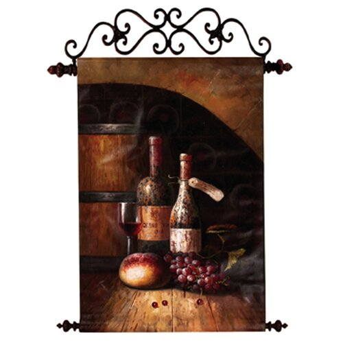 Manual Woodworkers & Weavers Special Reserve Original Painting on Canvas