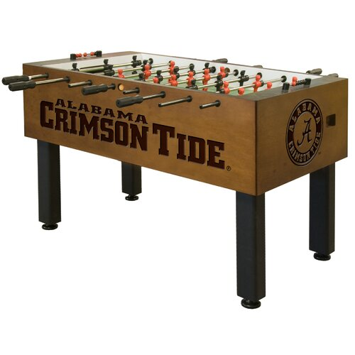 Holland Bar Stool NCAA Licensed Foosball Table