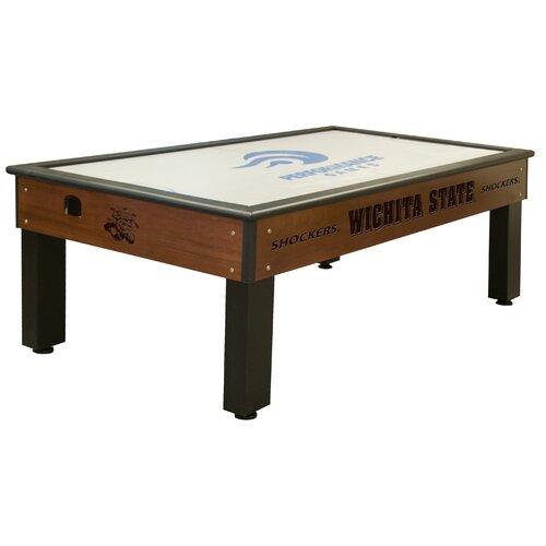 """Holland Bar Stool 7"""" NCAA Licensed Air Hockey Table"""