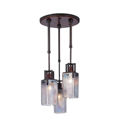 Bedford 3 Light Pendant