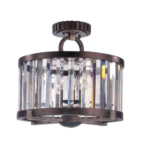 Kalco Foster 4 Light Chandelier