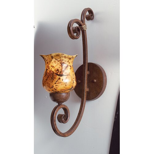 Kalco Stratford 1 Light Wall Sconce