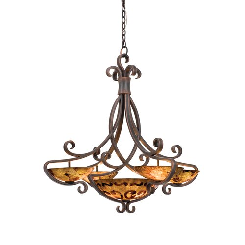 G-Cleft 11 Light Chandelier