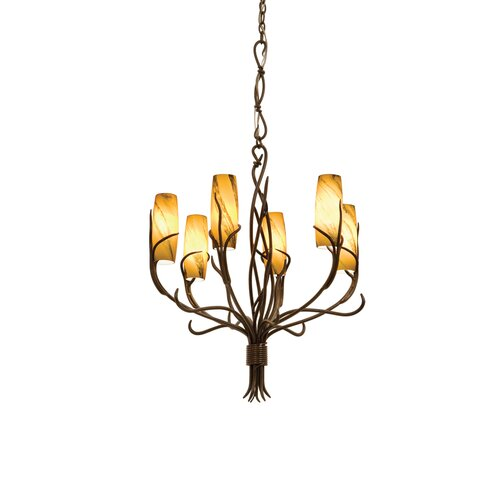 Kalco Napa 6 Light Chandelier