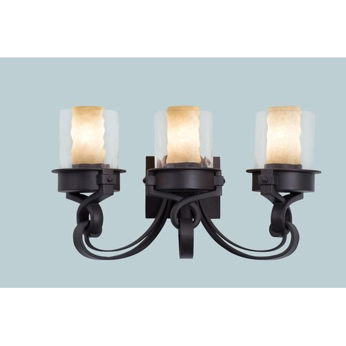 Kalco Newport 3 Light Bath Vanity Light