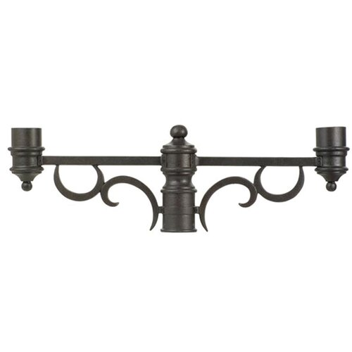 Kalco Outdoor Universal Double Post Bracket