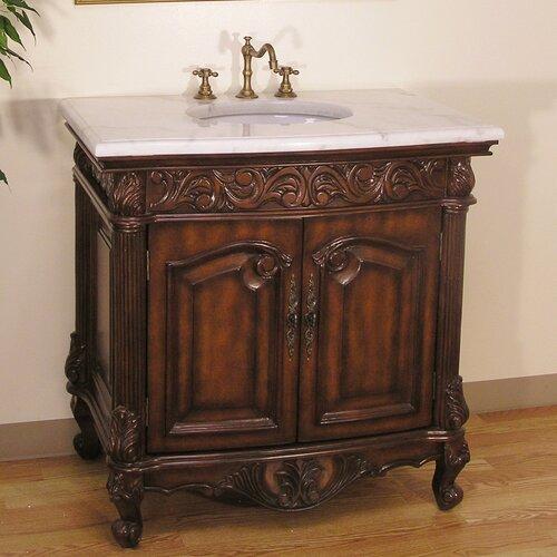 "Legion Furniture Symphony 36"" Sink Vanity Set"