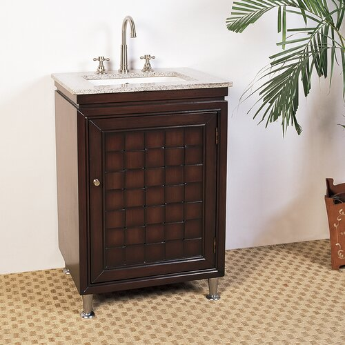 """Legion Furniture 24"""" Hatherleigh Sink Chest Vanity Set"""