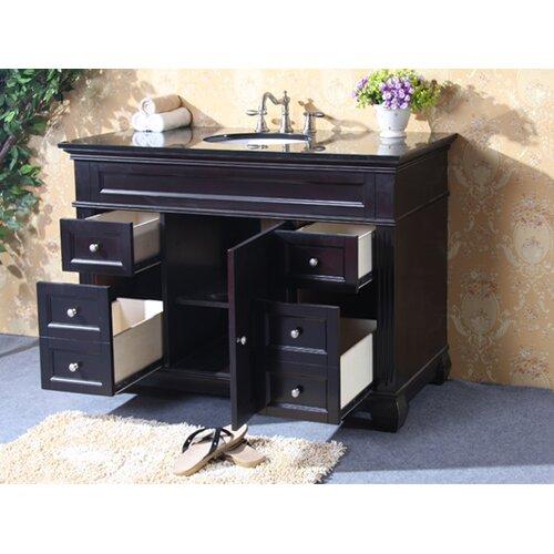 "Legion Furniture 48"" Single Sink Vanity Base"