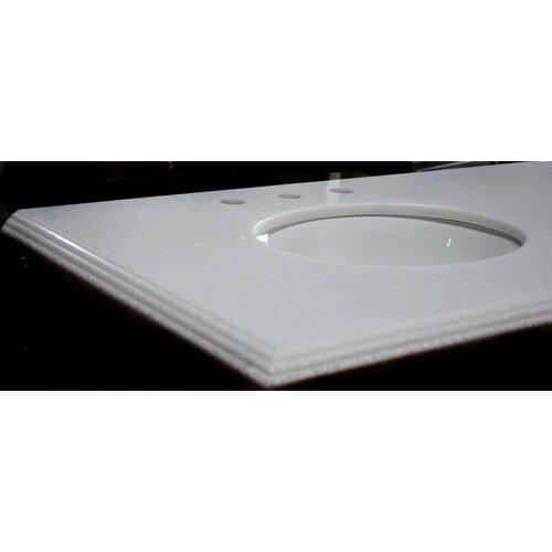 """Bathroom Vanities Woodbridge: Legion Furniture Woodbridge 60"""" Double Bathroom Vanity Set"""